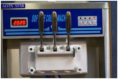 Softeismaschine Typ 120