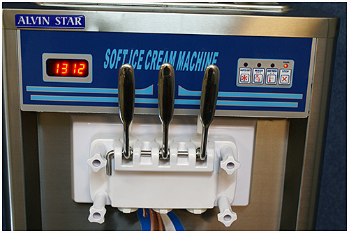 Softeismaschine Typ 019