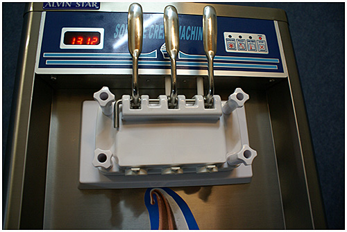 Softeismaschine Typ 028
