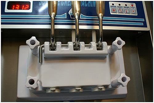 Softeismaschine Typ 030